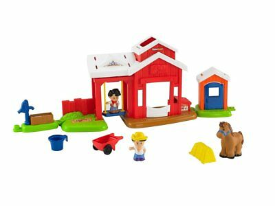 Fisher-Price  Little People ** Horse Stable ** Great Additions for the Farm Set