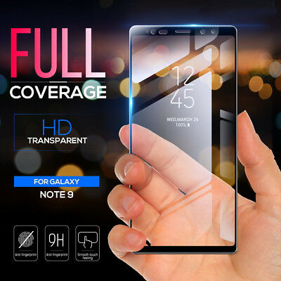 For Samsung Galaxy Note 9 Screen Protector 9H Tempered Glass 3D Full Coverage