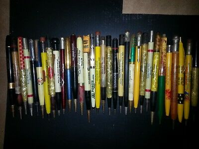 32 vintage feed and farm mechanical pencil lot