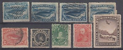 Newfoundland - Mixed Lot of Older Issues