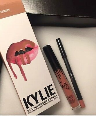 Kylie Jenner Matte Liquid Lipstick Lip Kit 7 Piece With Box 📦 With Lip Liner