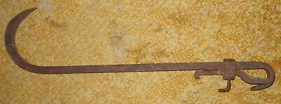 Antique Ridge Cap Ladder Hook