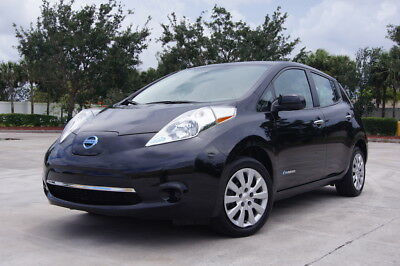 2015 Nissan Leaf S Quick Charge 2015 Nissan Leaf S Quick Charge, 1 owner, low miles  No accidents!