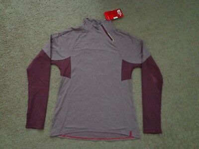 Women's THE NORTH FACE Carbon 8 FlashDry Mid Layer Sweater - Womens Size Medium