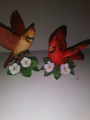 Lenox Male And Female Cardinal