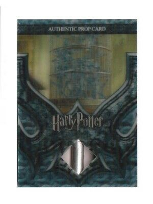 Harry Potter Prop Card THICK Pixie Cage 057/310 3D Ci1 Low Number
