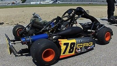 SHIFTER KART CRG With CR125
