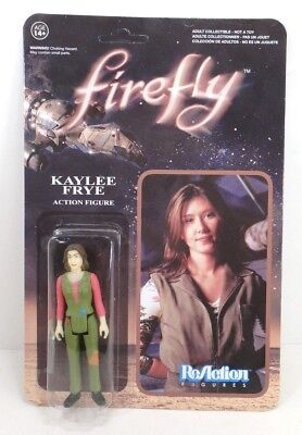 Funko Firefly Kaylee Frye ReAction 3 3/4-Inch Retro Figure Unpunched MOC