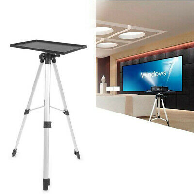 Projector Stand Foldable Portable Tripod Adjustable Aluminium Notebook Holder