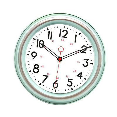 Modern Simple Mute Wall Clock American Quartz Clock for Home Office Decor