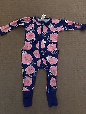Girls Bonds Wondersuits Size 0 Bulk x 8
