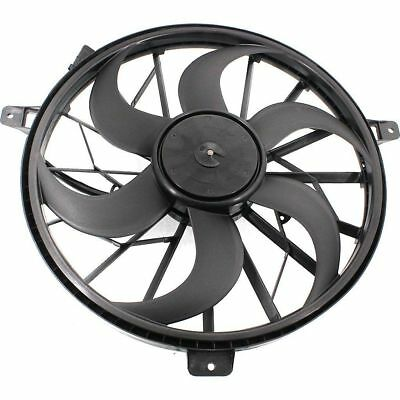 Radiator Ac Condenser Cooling Fan Assembly Pair Set Of 2 For Honda