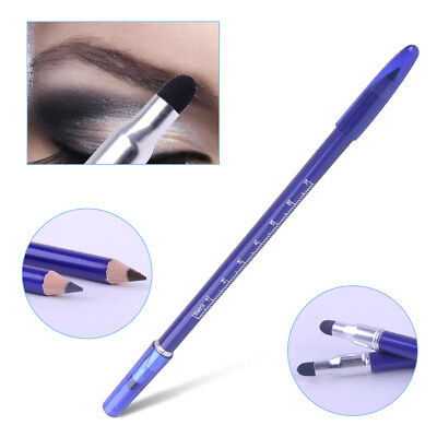 Eyebrow Positioning Pencil Makeup Microblading Lip Tattoo Line Design Waterproof
