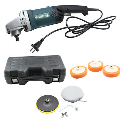 220V 50HZ Professional Polishing Machine Car Polisher Grinder 1400W 180mm