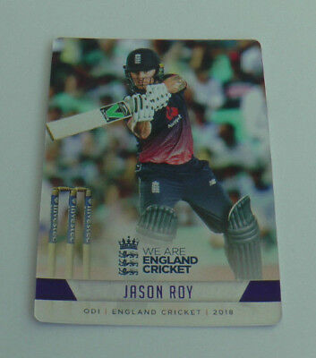 ROY #073 SILVER FOIL PARALLEL CARD tap n play ENGLAND CRICKET 2018 ECB MINT