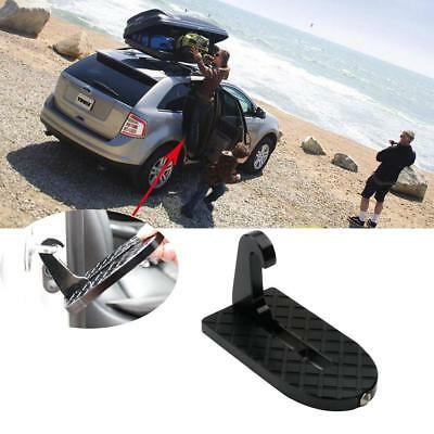 Car Doorstep Vehicle Folding Ladder Foot Pegs Rooftop Safety For Jeep Car SUV MZ