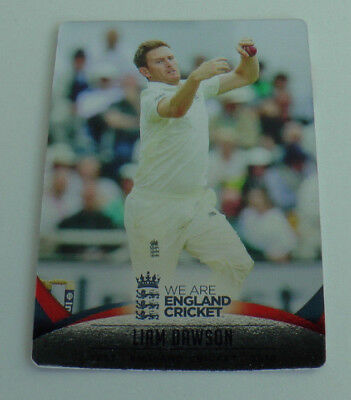 DAWSON #012 SILVER FOIL PARALLEL CARD tap n play ENGLAND CRICKET 2018 ECB MINT