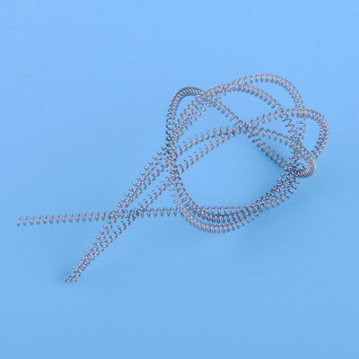 2pcs 180mm Dental Orthodontic Open Coil Spring Niti Alloy Archwires 0.012* 180mm