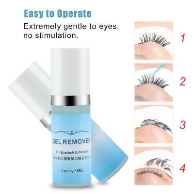 15ml Eyelash Extension Remover Lash Glue Removing Adhesive Gel Cream Accessory
