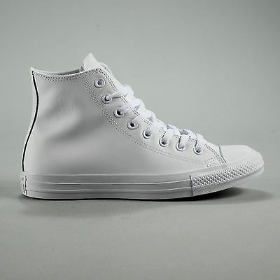 Converse All Star Hi Leather Trainers Brand New in UK Size 3,4,5,6,7,8,9,10,11