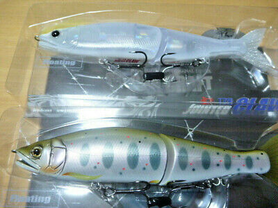 New GAN CRAFT GANGRAFT Ayuja JOINTED CLAW 178 TYPE Floating