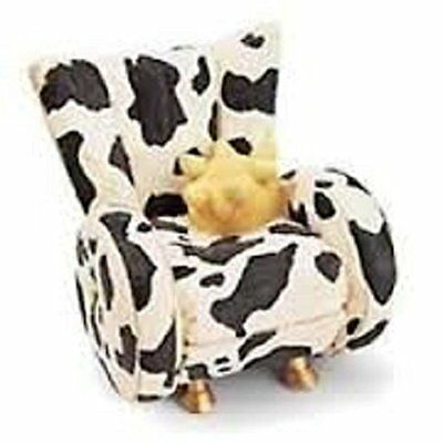 Take a Seat Cow c. 1998 by Raine and Willitts Designs