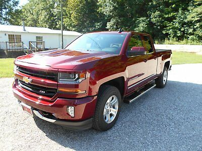 2017 Chevrolet Silverado 1500 lt z71 2017 Chevy Silverado Z71 All Star Edition