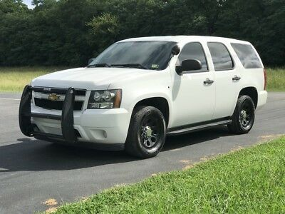 2011 Chevrolet Tahoe  2011 Chevrolet Tahoe Police Package Former K9 Units   2nd & 3rd Row Seats