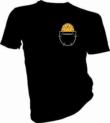 Jake in My Pocket, Adventure Time Adult & Kids T-Shirt