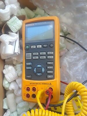 Fluke 725 Multifunction , having trouble turning on and off.selling as is