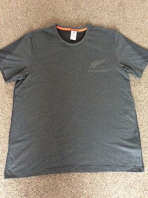 All Blacks Rugby T-shirt 2XL