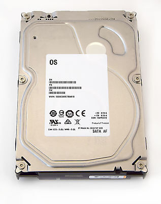 "Seagate Barracuda Desktop HDD White Label interne Festplatte 3,5"" min. 5400RPM"
