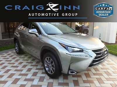 NX 200t 2017 Lexus NX,  with 3,923 Miles available now!