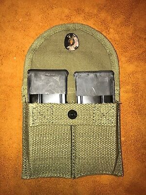 M1 30 Carbine magazine pouch for stock w/ 10 round mags