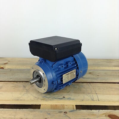 Drehstrommotor  0,25 kW Gibbons MS6322 3 Phase Motor B34 3000 rpm min 63-2P
