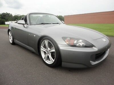 2009 Honda S2000 S2000 2009 HONDA S2000 CONVERTIBLE RWD 6 SPEED MANUAL TRANS POWER CONVERT WE FINANCE