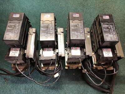 Lot Of 4 Coinco MAG32SA $ bill acceptor validator for vending machines