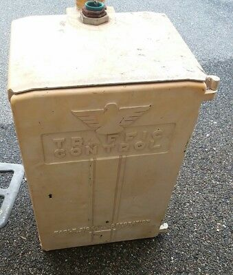 Eagle Controller EF20 Traffic Signsl Stop Light Sequencer box only no key