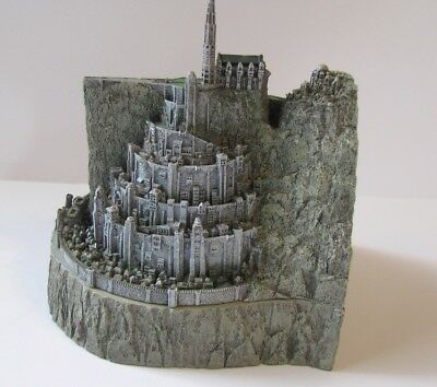 The Lord Of The Rings Return Of The King Minas Tirith Castle Trinket Box