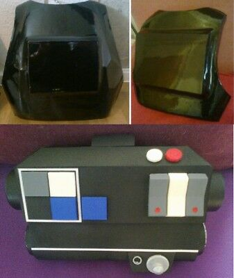 STAR WARS - Tie Fighter Pilot - Chest & Back Armor + Chestbox - 1:1 - Armor