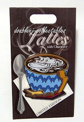 Lattes With Character Genie LE Disney Pin 127353