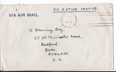 1947 Singapore South East Asia Land Force To Uk Note + Photo  (57)