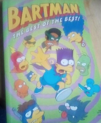BARTMAN THE BEST OF THE BEST. New book