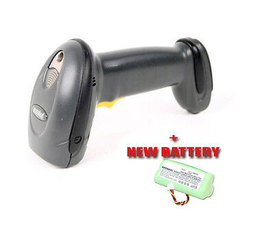 Motorola Symbol BlueTooth DS6878 Wireless 2D Barcode Scanner QR Code NEW BATTERY
