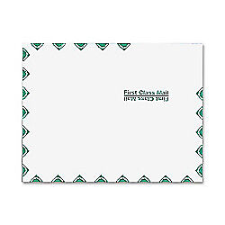 Quality Park(R) Redi-Seal(R) Catalog Envelopes, 1st Class, 10in. x 13in., White,