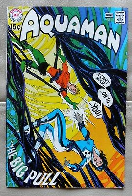 Aquaman # 51 DC 1970 F/VF