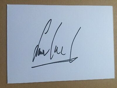 Sam Aspland Robinson - England Rugby Player Signed 6x4 Card