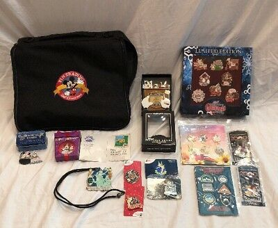 Disney Pin Collection Many Years Of Great Pins