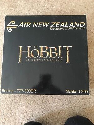 The Hobbit Boeing 777 Scale 1:200