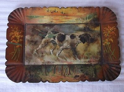 """Vintage """"Young Jingo"""" Tip Tray"""